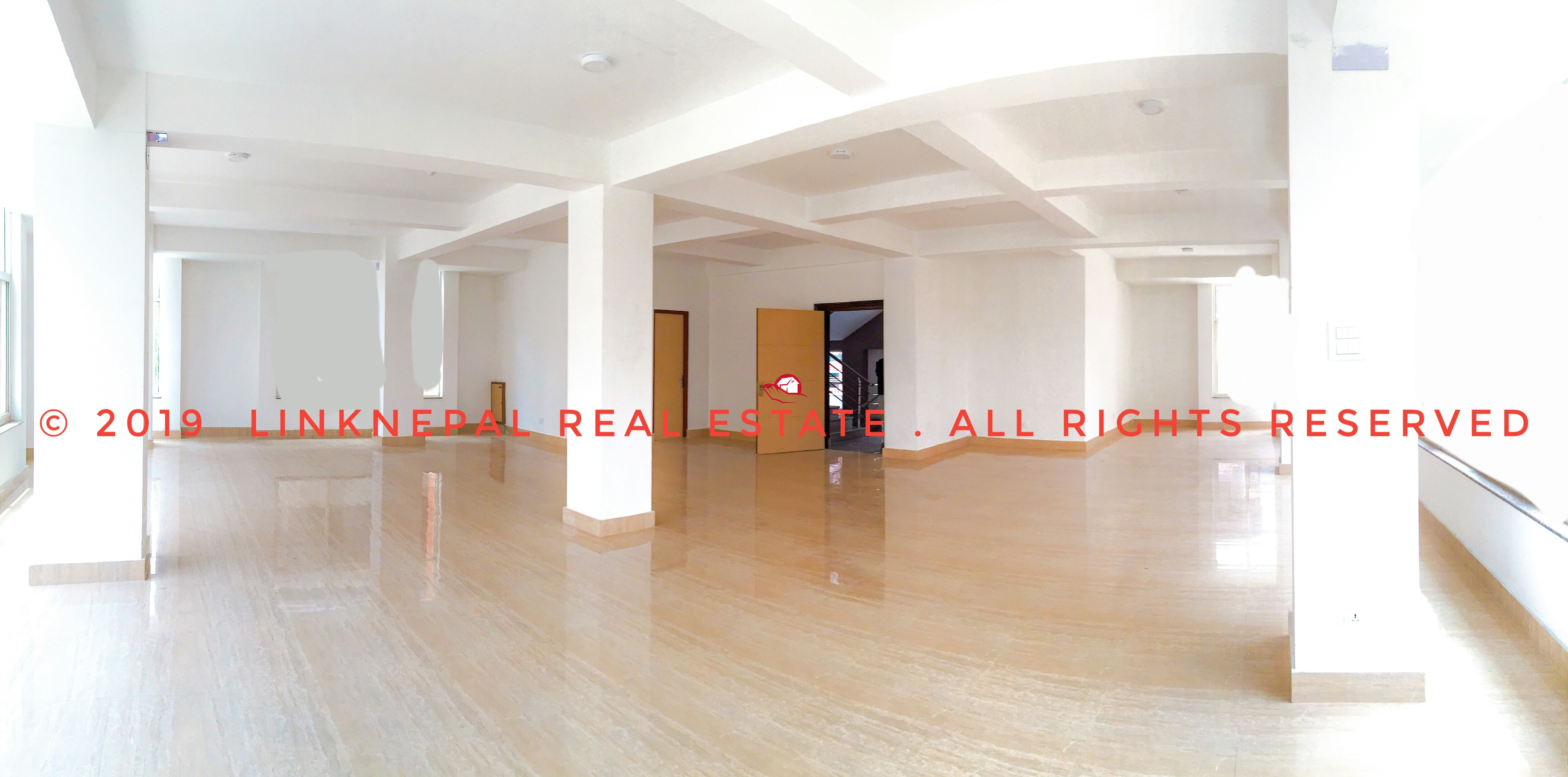 Open 1600sqft on rent