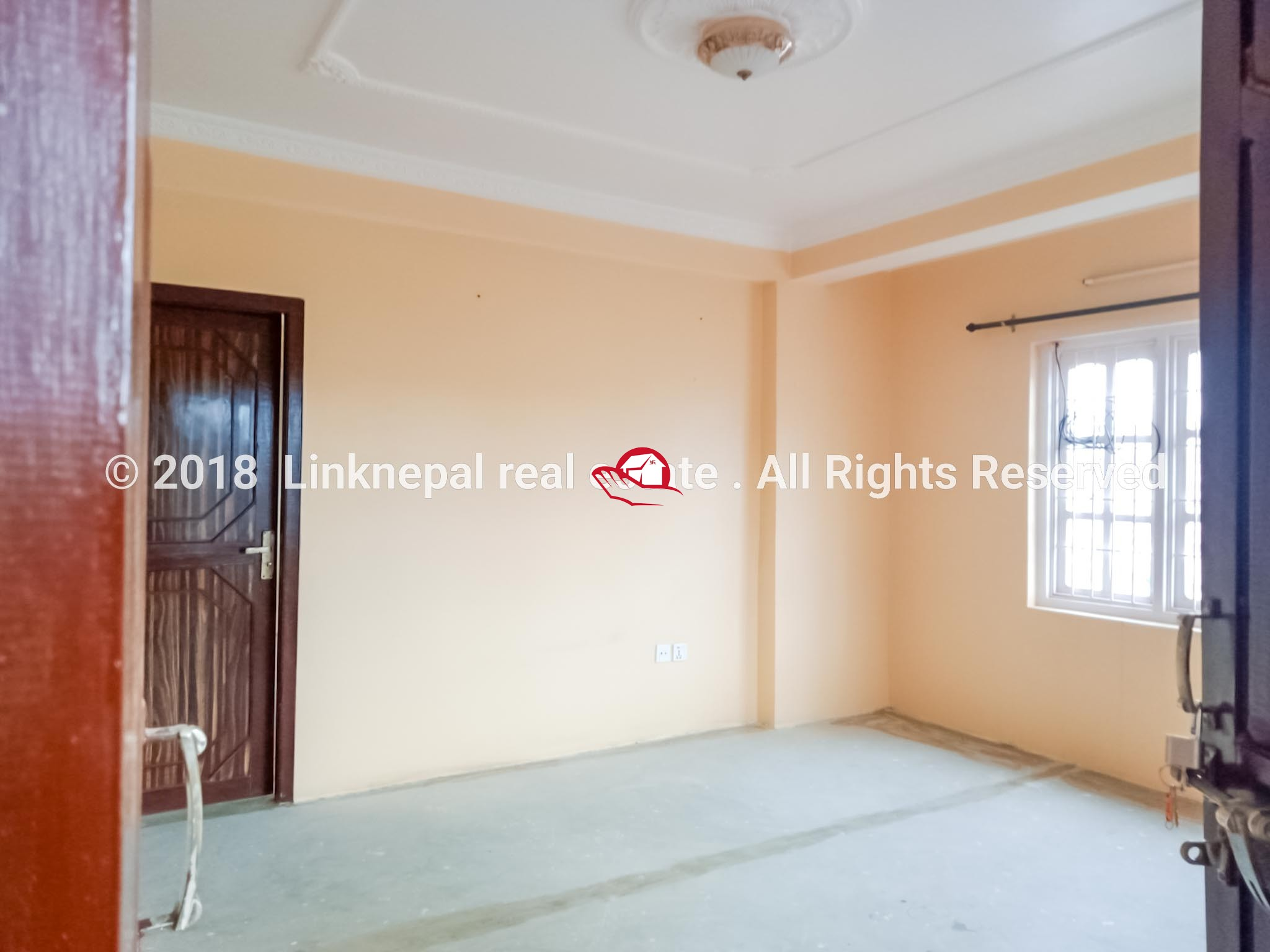 2bhk flat on rent at basundhara