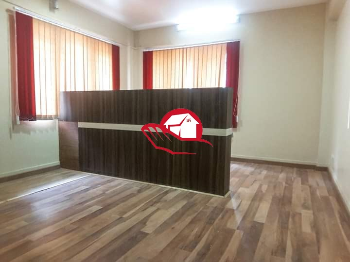 1100sqft OFFICE SPACE ON RENT