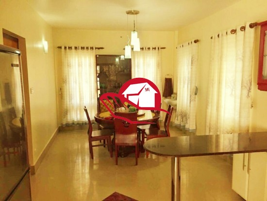 Full furnished house on rent at pasikot budhanilkantha