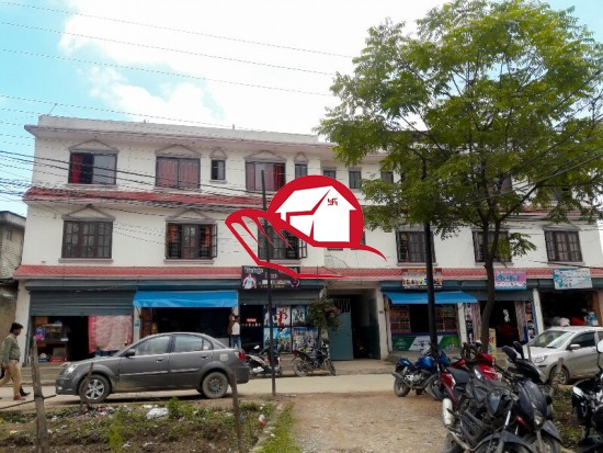 Commercial House on sale at Gongabu