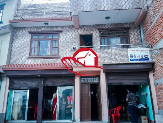 House on sale at lubu sirutar