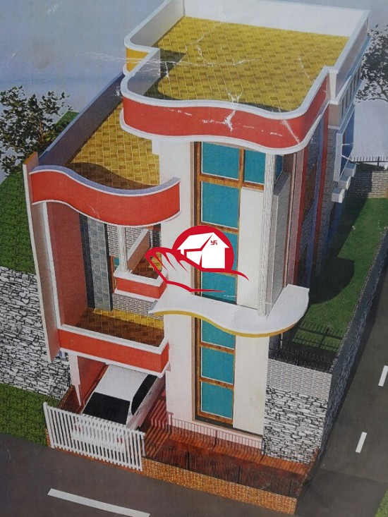 Brand New House on sale at Hepali height