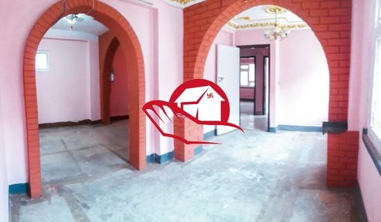 4bhk flat on rent at Kalanki mandir