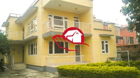 House on rent at manbhawan lalitpur