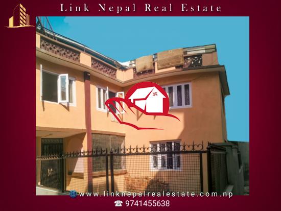 House on sale at swayambhu