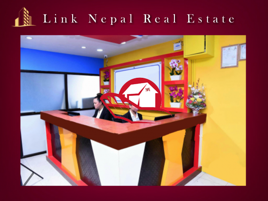Full furnished Office on Rent | Sale