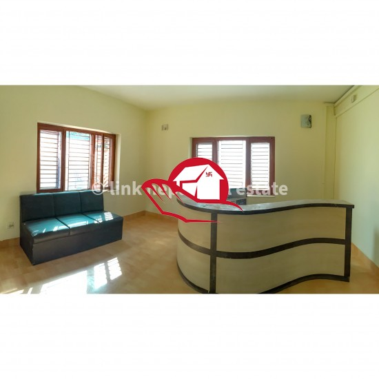 Semi furnished Office space