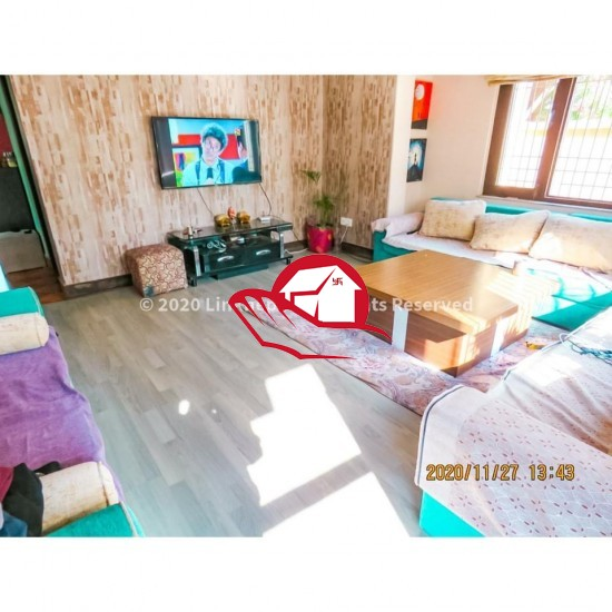 NON-FURNISHED 2BHK FLAT ON RENT