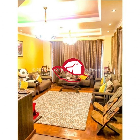 FULL-fURNISHED 4BHK BUNGALOW ON RENT