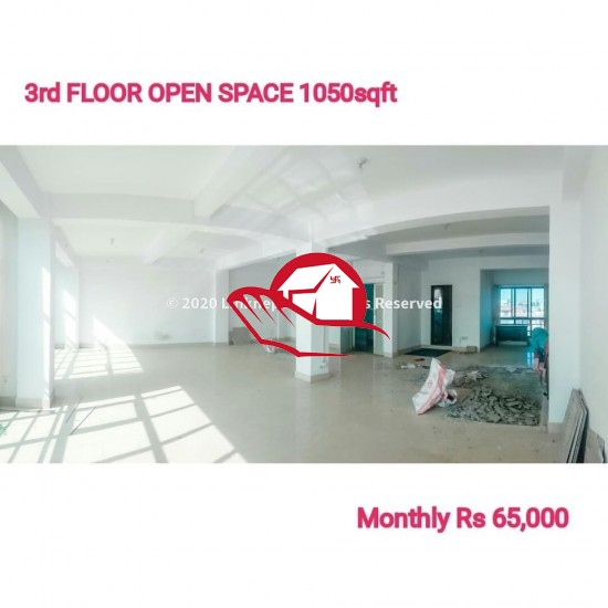 COMMERCIAL BUILDING ON RENT FOR OFFICE