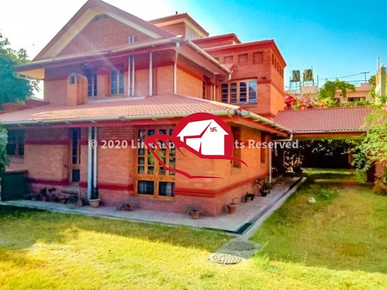 FULL-FURNISHED BUNGALOW ON RENT