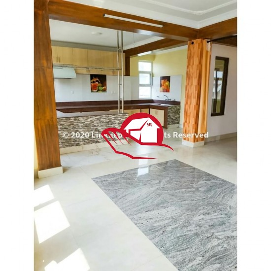SEMI-FURNISHED 2BHK APARTMENT ON RENT